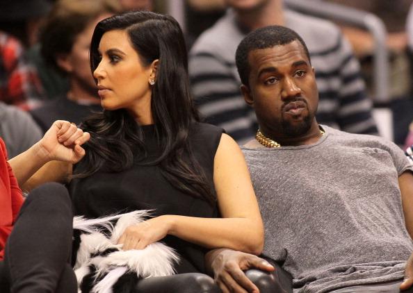 Kanye West is buying Kim Kardashian a whopper of a wedding gift.
