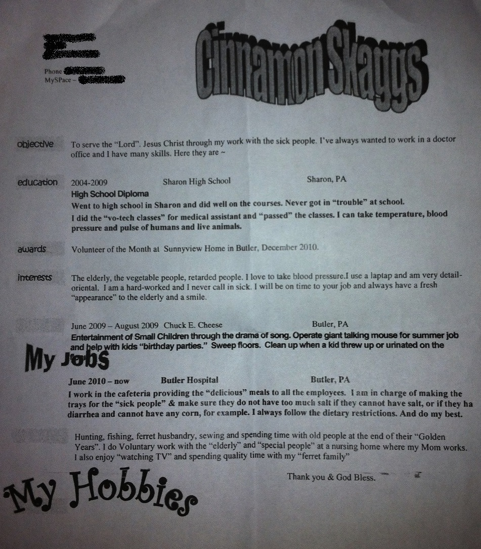 The Most Insanely Creative And Creatively Insane Resumes We Ve Ever
