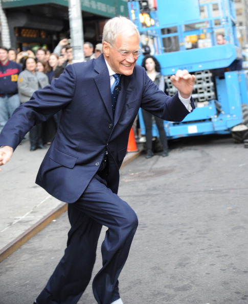 David Letterman announced his retirement after 30 years in late night TV.