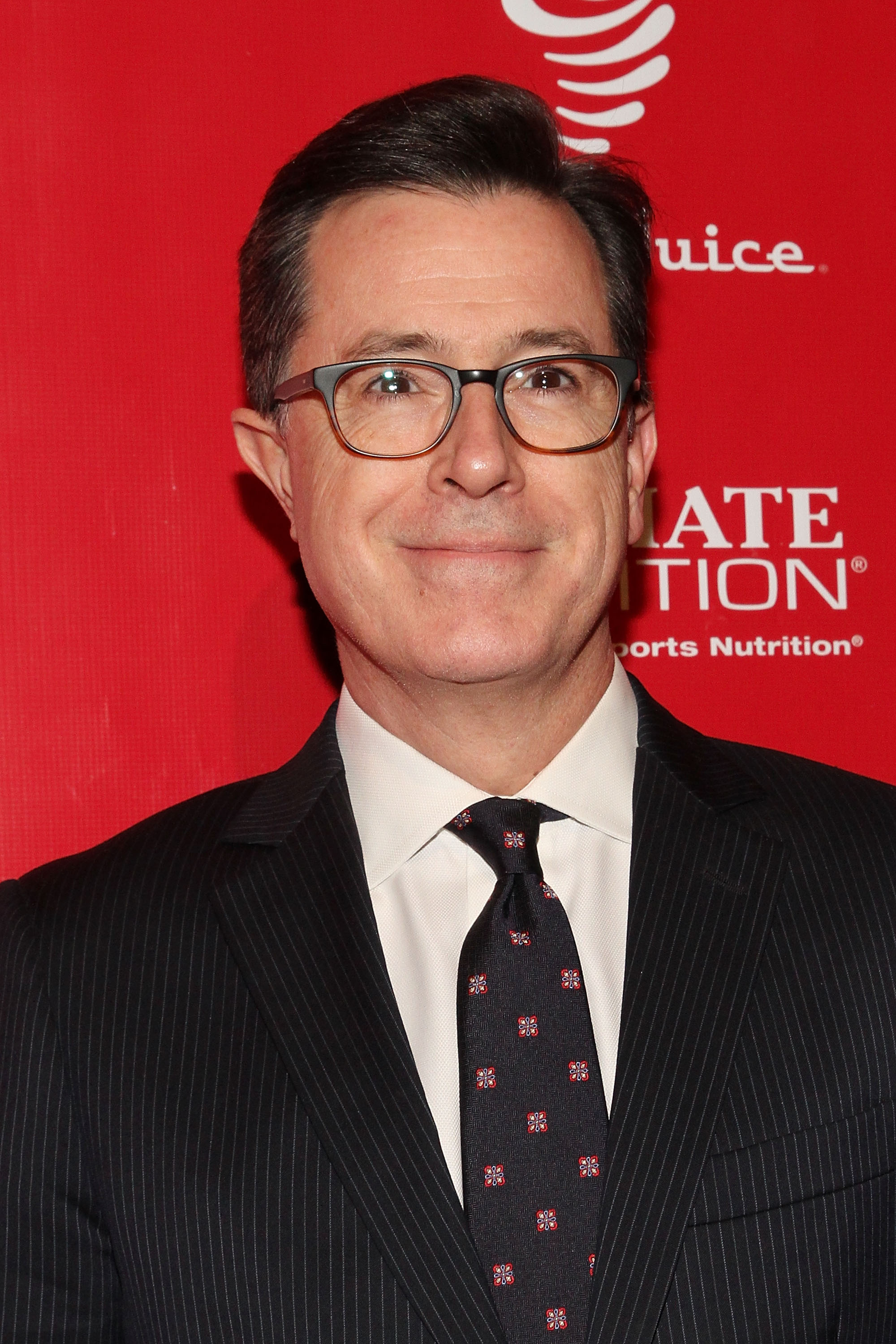 CBS tweets that Stephen Colbert will take over 'The Late Show' following David Letterman's retirement.