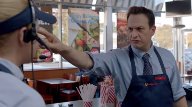 The dramatic world of your local fast food restaurant is finally revealed.