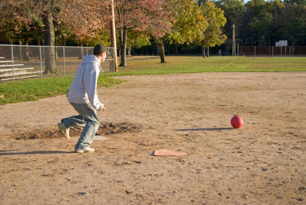 The captain of an adult kickball team sent an email to all the men on the team with a warning not to have sex with female teammates.