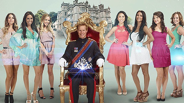 The first promo for the Fake Prince Harry dating show is here and it looks just as dumb as you'd hope.