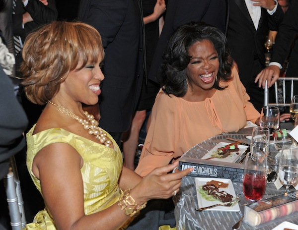 Oprah's bitter ex-stepmom gives exclusive report on Oprah's private life.