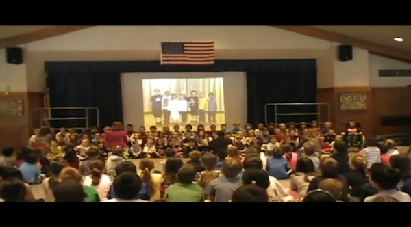 School cancels beloved annual kindergarten show so 5-year-olds can better focus on college prep.