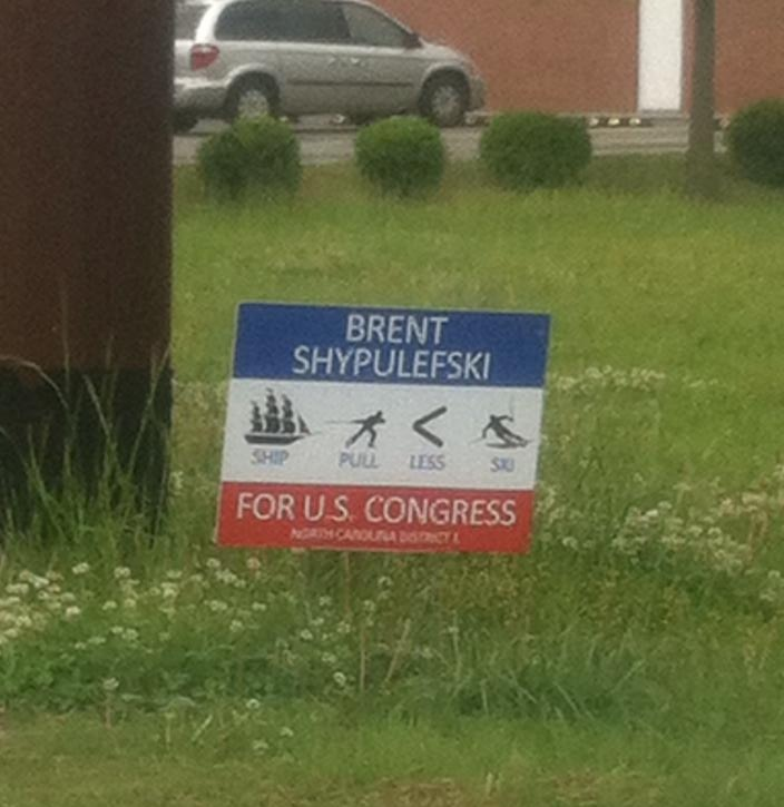 How to run for Congress if you have a hard-to-pronounce name.