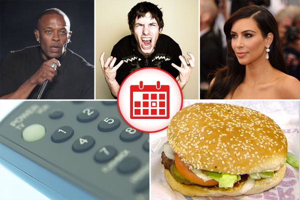 5 Things You Should At Least Pretend To Know Today - May 9, 2014