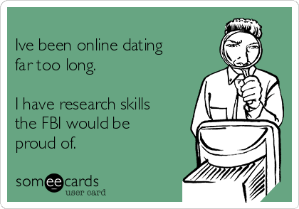 Dating a guy in the fbi
