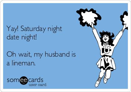 night date Saturday No
