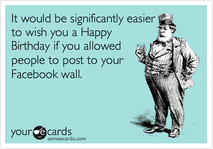 It would be significantly easier