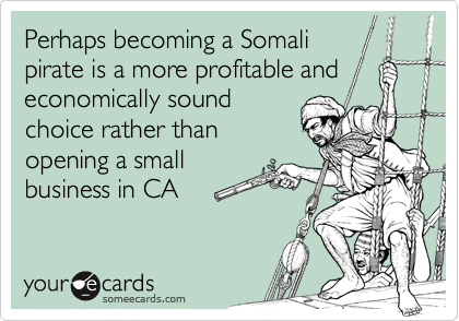 Perhaps becoming a Somali