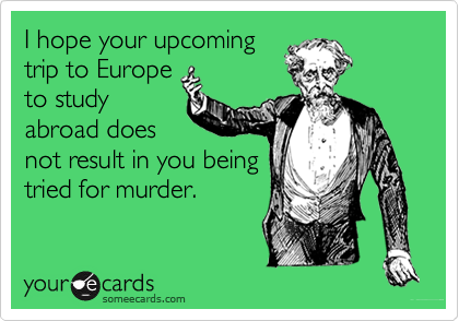 I hope your upcoming
