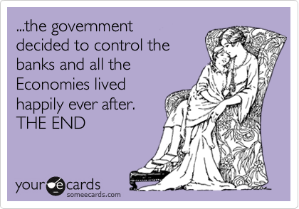 ...the government
