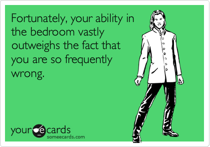 Fortunately, your ability in