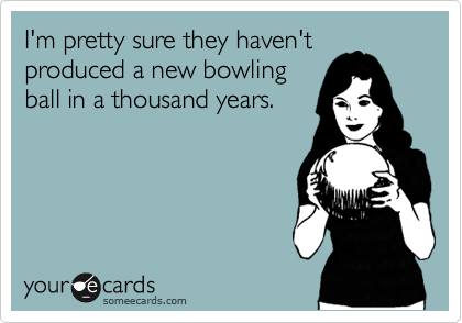 I'm pretty sure they haven't