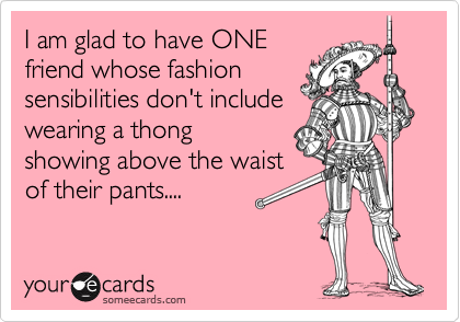 I am glad to have ONE