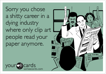 Sorry you chose