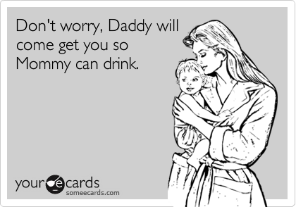 Don't worry, Daddy will