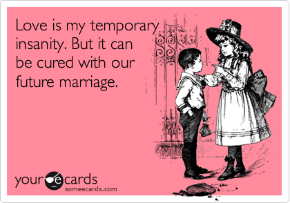 Love is my temporary
