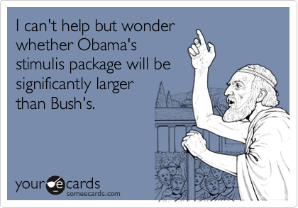 I can't help but wonder