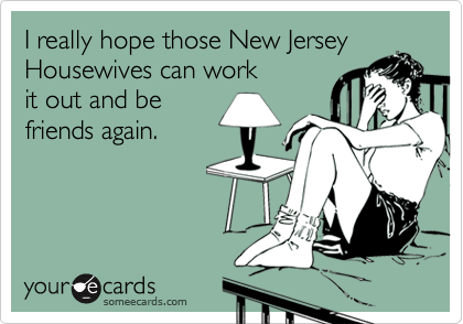 I really hope those New Jersey