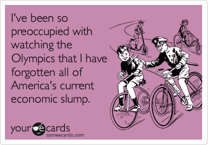 I've been so