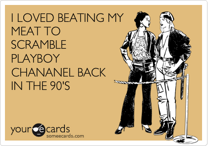 I LOVED BEATING MY