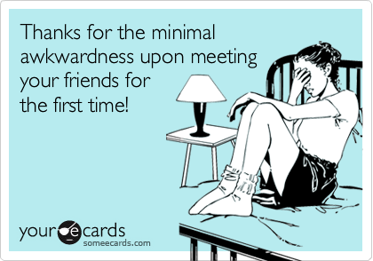 Thanks for the minimal