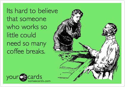 Its hard to believe