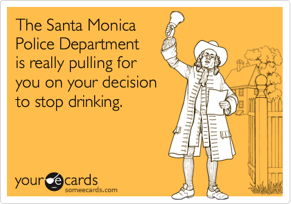 The Santa Monica 