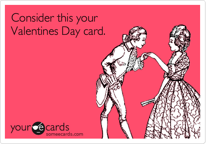 Consider this your