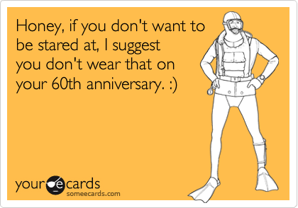 Honey, if you don't want to
