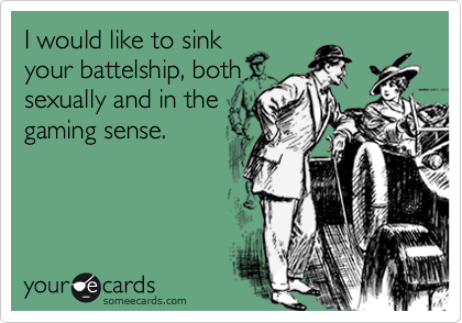 I would like to sink