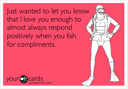 Just wanted to let you know