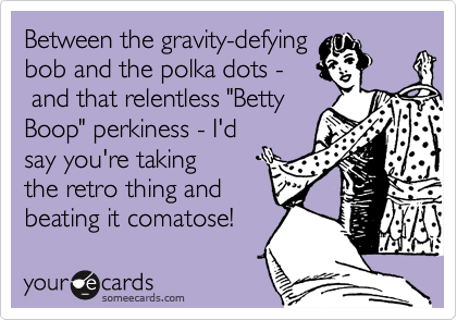 Between the gravity-defying