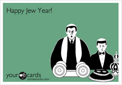 Happy Jew Year!