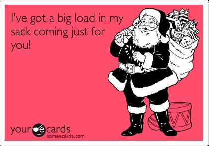 My big load