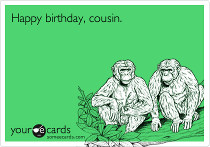 Happy Birthday Cousin – Happy Birthday Cards for a Cousin