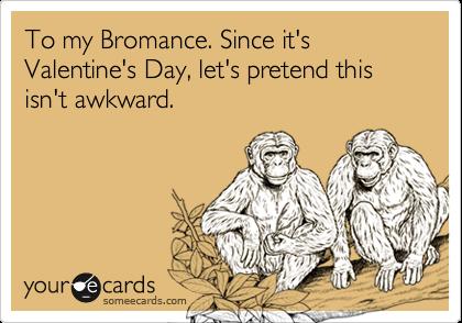 Since Itu0027s Valentineu0027s Day, Letu0027s Pretend This Isnu0027t Awkward