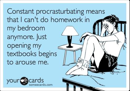 Cant do my homework