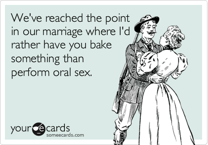 We've reached the point