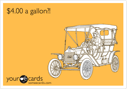 %244.00 a gallon?!