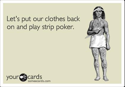 Play strip cards