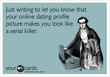 serial killer dating profile