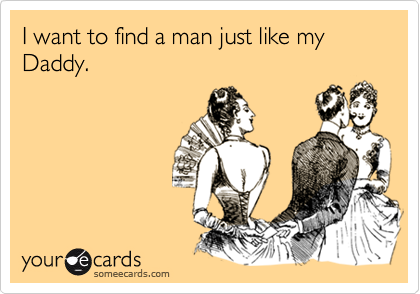 I want to find a man