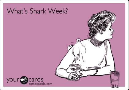 What's Shark Week?
