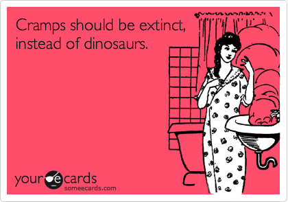 Cramps should be extinct,  instead of dinosaurs.