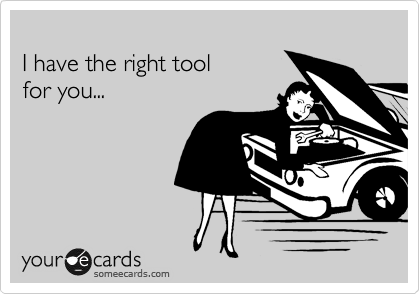 I have the right tool for you...