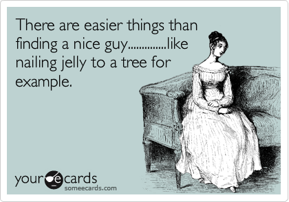 Where Can I Meet A Nice Man
