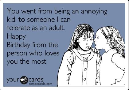 Birthday Ecards Adult